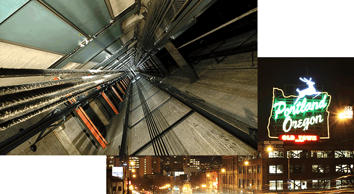 AVS elevator services in Oregon
