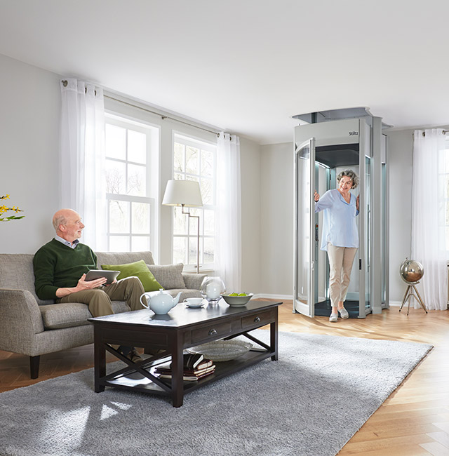 Avs residential elevators for your home